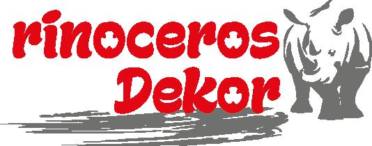 rinoceros Dekor